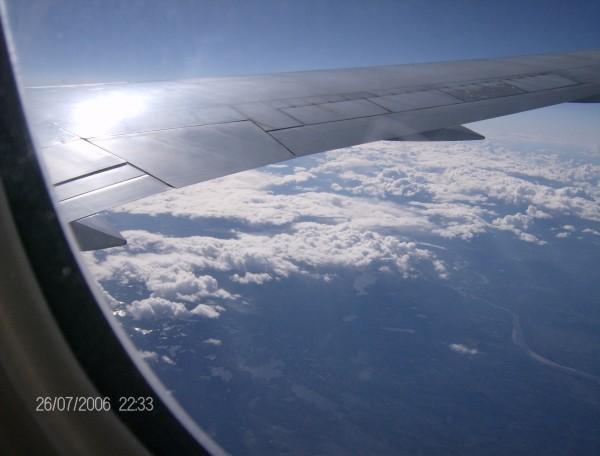 Flight to Puerto Rico